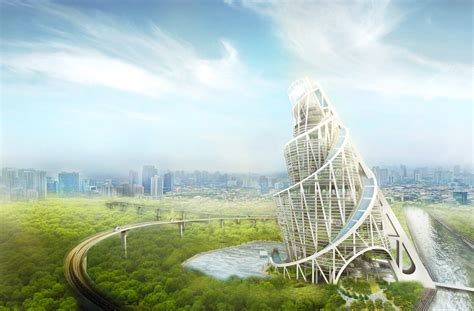 images of envisioning a new tatlin s tower at ciliwung river in