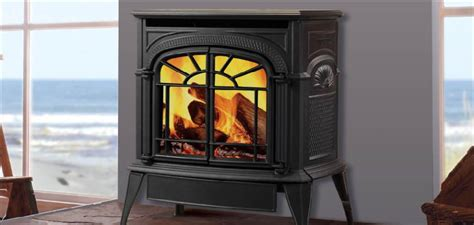 Intrepid Direct Vent Gas Stove   Bay Area Fireplace