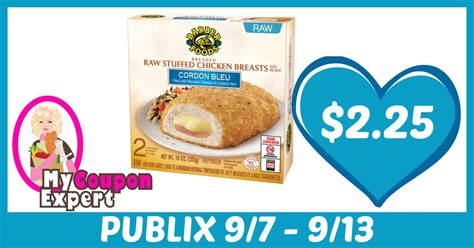 barber food printable coupons barber foods stuffed chicken breasts only 2 25 each after