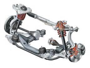 audi a4 rear suspension diagram images