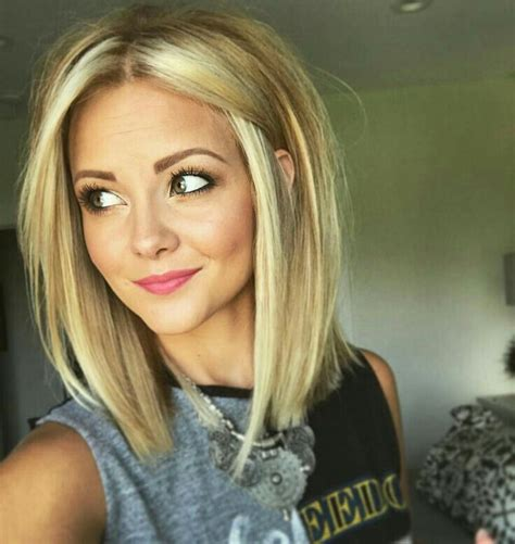 female hair styles for a cut just below the ear id 233 e tendance coupe coiffure femme 2017 2018 carr 233
