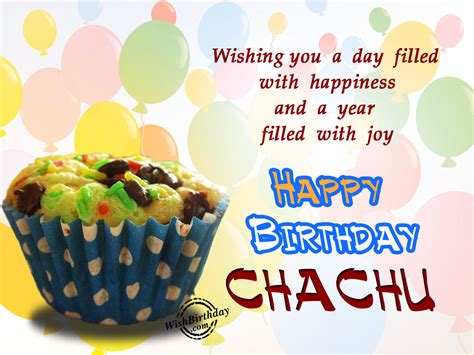 for birthday birthday wishes for chachu