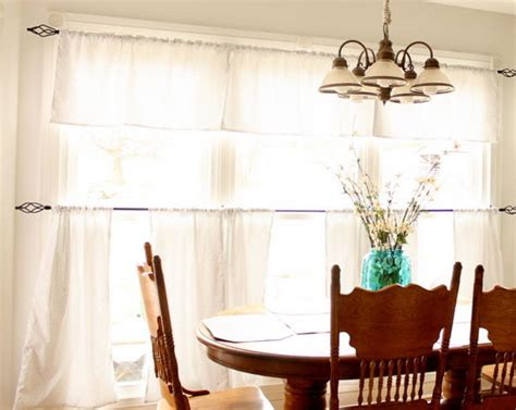 how to sew cafe curtains how to sew cafe style curtains diyideacenter com