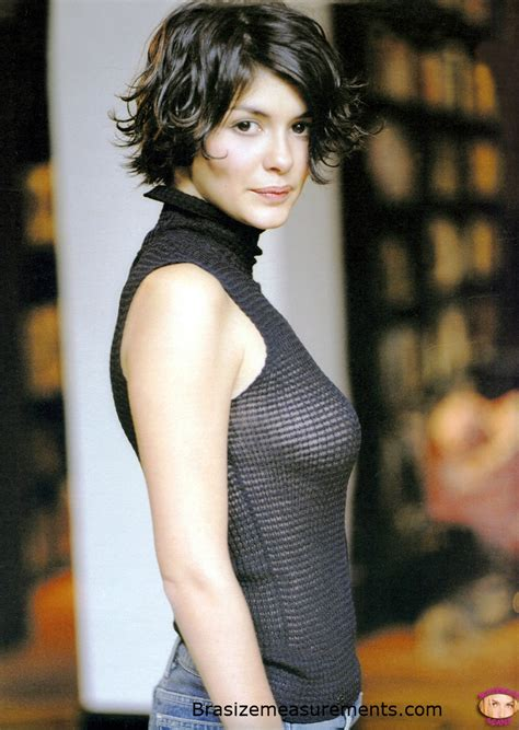audrey tautou body measurements and net worth celebrity