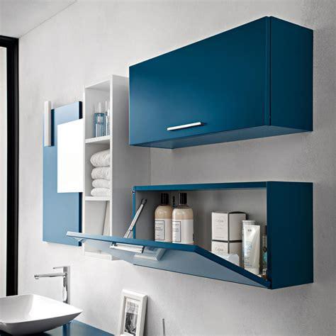 armadietti pensili per bagno idee decluttering vs ordine come organizzare la casa