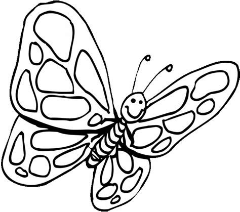 butterfly coloring pages pdf free coloring pages for kids