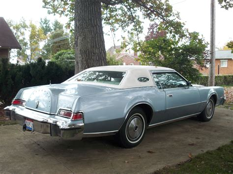 iv lincoln 1974 lincoln iv information and photos momentcar
