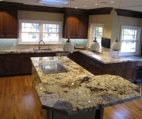 Delicatus Gold Granite Countertops by Delicatus Granite A Unique And Bold Counter Top Choice