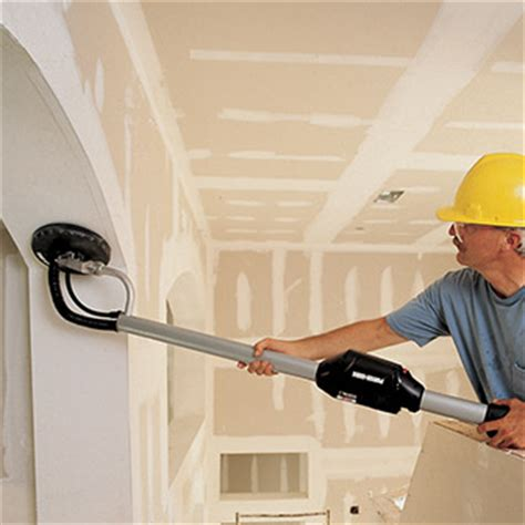 drywall sander rental the home depot