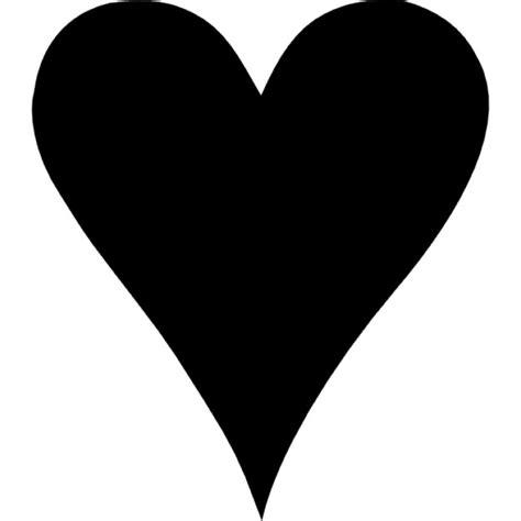 imagenes corazon en negro imagen de corazon negro imagui