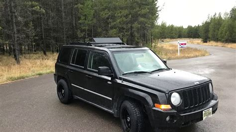 jeep patriot road tires jeep patriot and tire upgrade