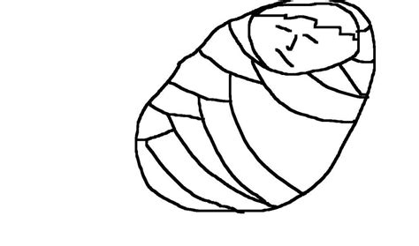 gingerbread baby coloring page gingerbread baby printables