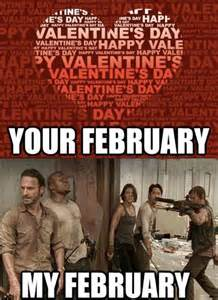 the walking dead valentines day the walking dead valentines day pictures dump a day