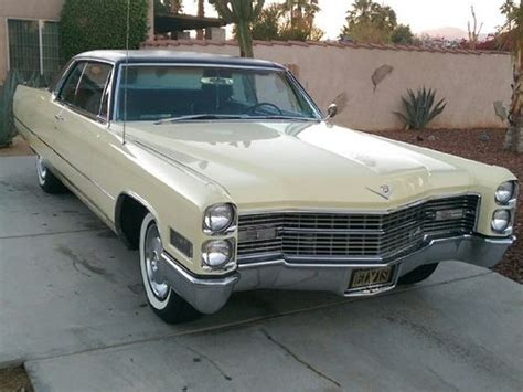 cadillac 1966 for sale cadillac coupe for sale hemmings motor news