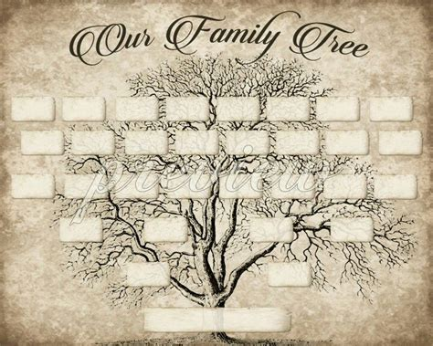 20 best ideas about family tree crafts on pinterest diy