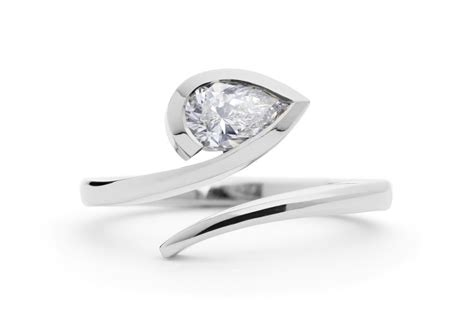 Modern Engagement Rings by Mccaul Goldsmiths Contemporary Engagement Rings And