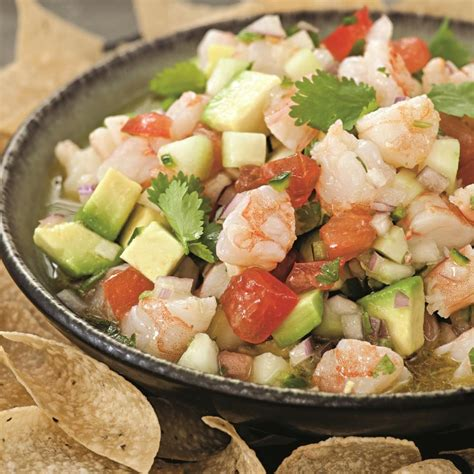 best fish for ceviche shrimp ceviche recipe eatingwell