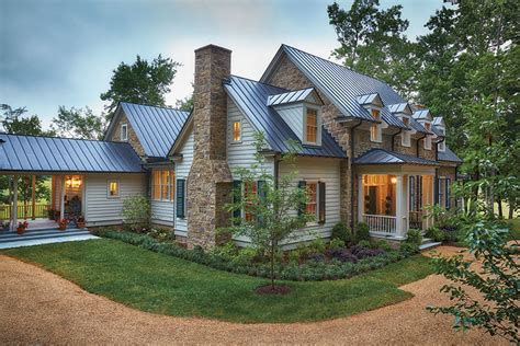 southern living idea home southern living idea house in charlottesville va