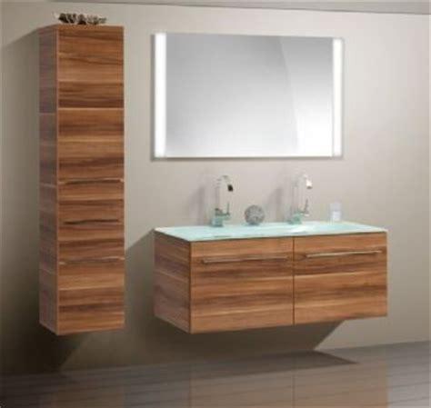 n16188 melamine bathroom furniture set cherry finish from