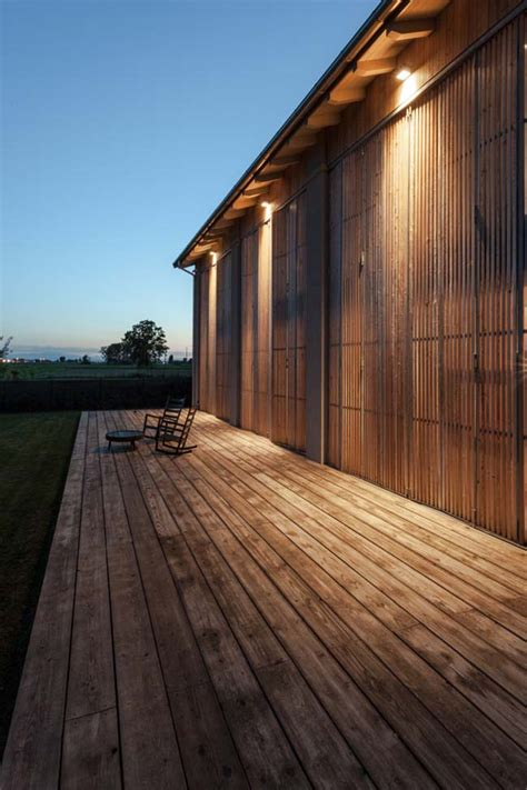 renovating a barn into a house casa effe e by archiplan