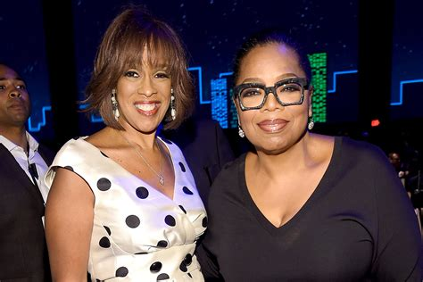 oprah winfrey best friend oprah winfrey disses best friend gayle king the way only