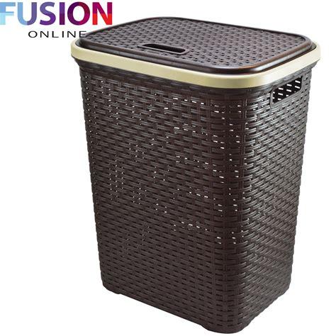 large laundry large laundry basket washing clothes storage her rattan