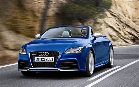 Audi Rs 2010 by 2010 Audi Tt Rs Roadster Widescreen Car Picture 01