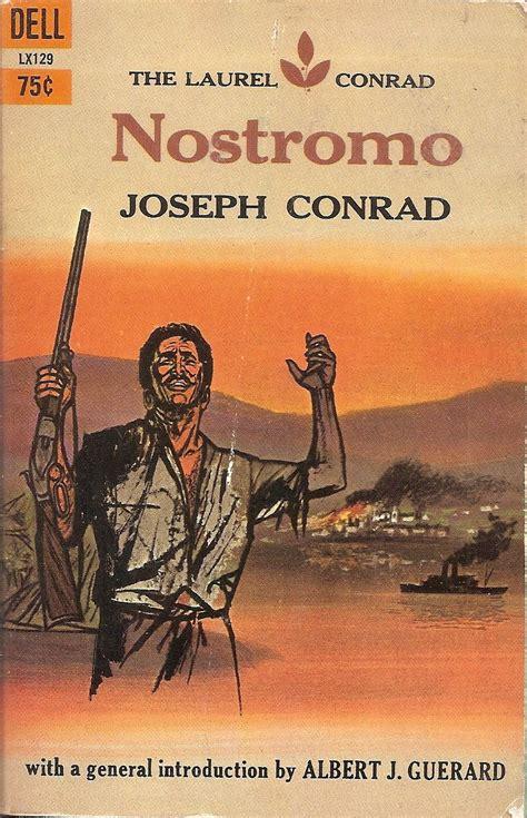 libro nostromo a tale of nostromo joseph conrad literatura joseph conrad books and films