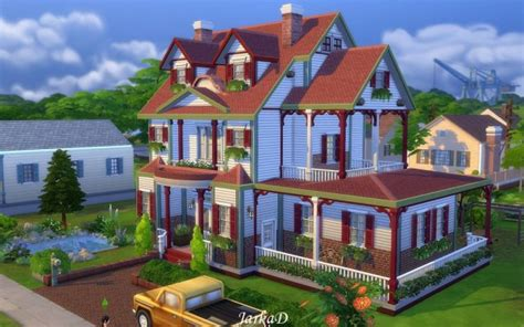 4 family homes jarkad sims 4 family house no 5 sims 4 downloads