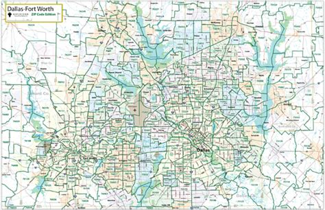 printable map dallas fort worth metroplex dallas zip code map pictures to pin on pinterest pinsdaddy