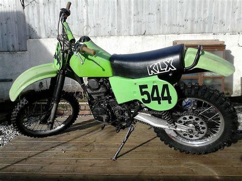 Shock Kawasaki Klx Klx250 1980 Twinshock