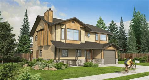 house plans with bay windows bay windows add light and beauty house plan hunters