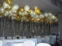 Wedding balloon decorations on pinterest wedding balloons balloon