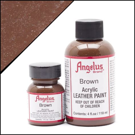 angelus paint retailers leather paint brown turtle feathers inc