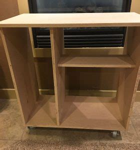 diy mini fridge cabinet diy mini refrigerator storage cabinet free plans