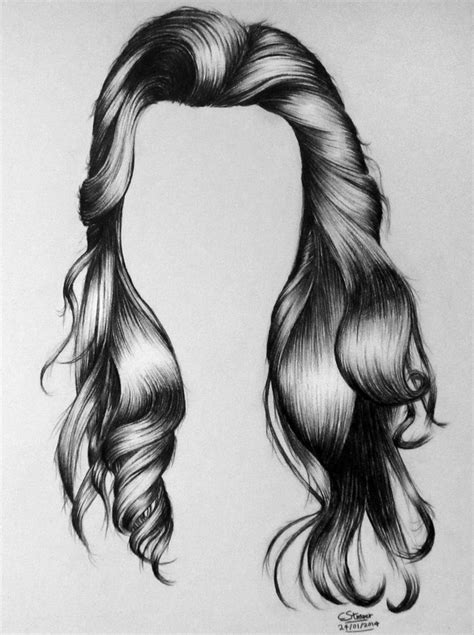 sketches of hair best 25 drawing hair ideas on pinterest