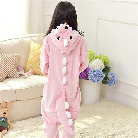 Girraffe Baby Blue Pink 20 Inch 50 Cm children pajamas bath robe kigurumi unisex