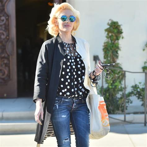 Extensive Search Gwen Stefani Recalls Extensive Search For Nanny