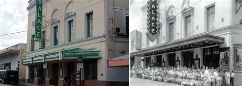 Hilo Post Office by Buildings Downtown Hilo Hawaii Historic Vs Current