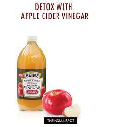 Apple Cider Foot Bath Detox by Apple Cider Vinegar Vinegar Benefits On