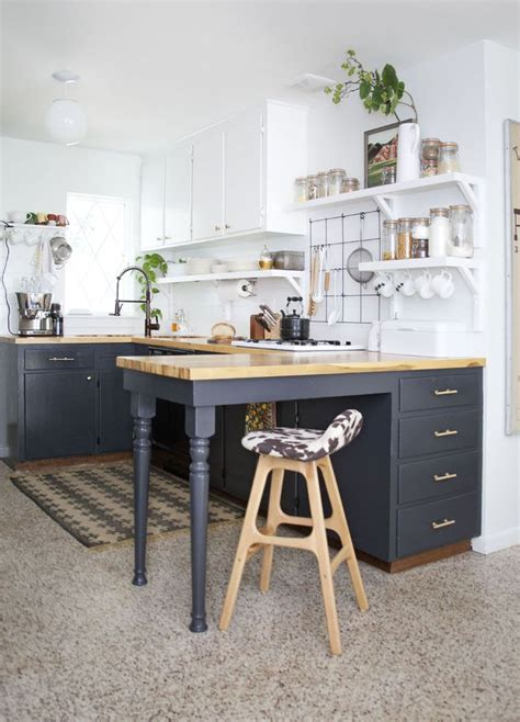 ideas for small kitchens small kitchen ideas photos popsugar home