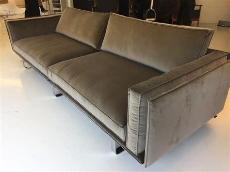 zweier sofa sofa ausklappbar sofa smala ligne roset design pascal