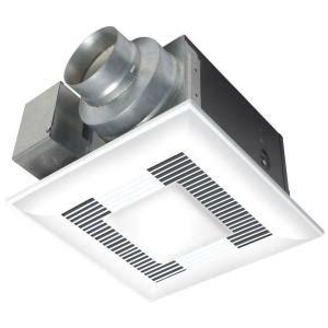 panasonic bathroom fans home depot panasonic whisperlite 110 cfm ceiling exhaust bath fan
