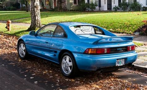 Toyota Mr2 Turbo For Sale 1 Owner 50k Mile 1993 Toyota Mr2 Turbo Bring A Trailer