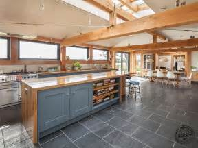 A Frame Kitchen Ideas Timber Frame House Designs Awarding Winning Design