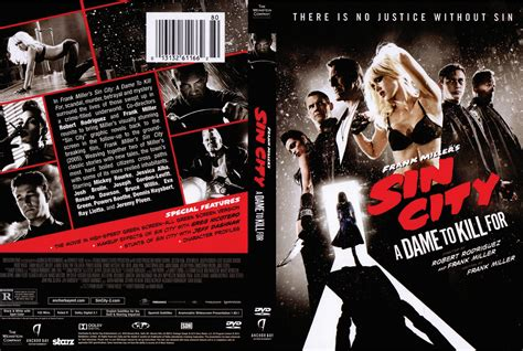 A Place To Kill Dvd City A Dame To Kill For Dvd Cover 2014 R1