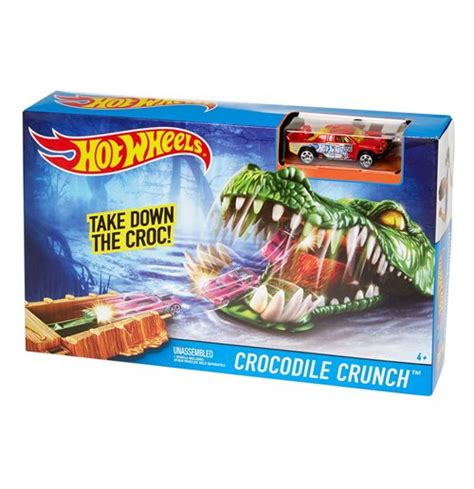 Sale Hotwheels Crocodile Crunch mattel 263212 for only c 30 07 at merchandisingplaza ca
