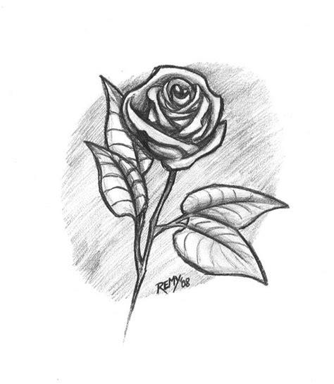 imagenes blanco y negro para dibujar a lapiz dibujos de rosas a lapiz clipart
