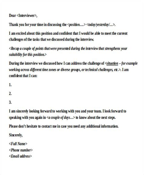 thank you letter after address 40 sle thank you letters sle templates