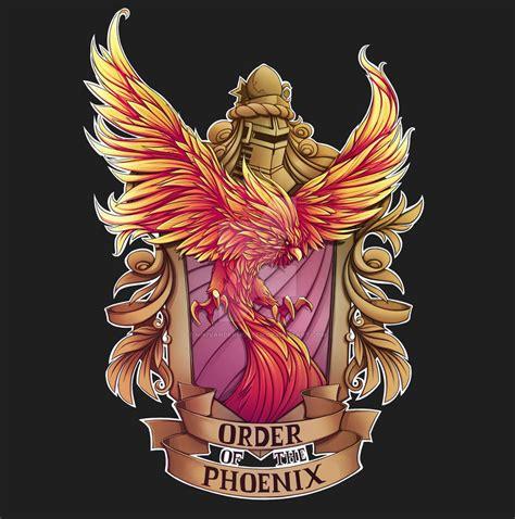 order of the phoenix by nikivandermosten on deviantart